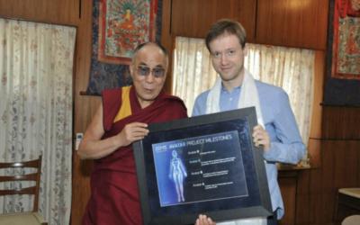 Hva skjer dersom Dalai Lama blir en robot?